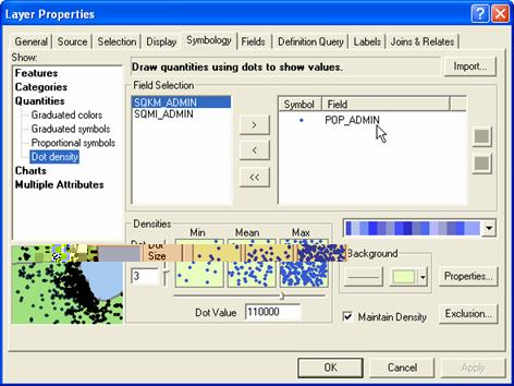 Arc GIS Tutorial: Dot Density Map